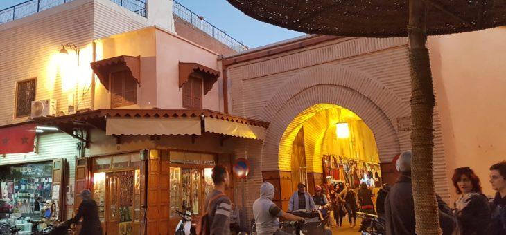 Tjejresa till Marrakech 24-29 november 2018
